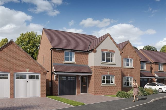 Thumbnail Detached house for sale in Keepers Cross, Tividale, Oldbury