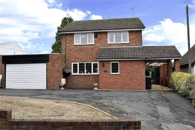 Thumbnail Detached house for sale in Mustow Green, Kidderminster