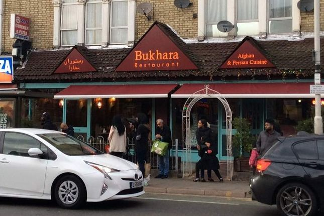 Thumbnail Restaurant/cafe for sale in 594 Liverpool Road, Ilford
