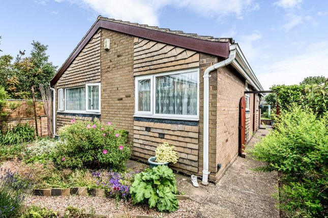 Thumbnail Detached bungalow for sale in Alfred Cope Road, Sandy, Bedfordshire