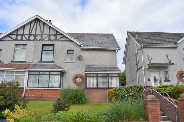 Thumbnail Semi-detached house for sale in Royal Crescent, Penydarren, Merthyr Tydfil