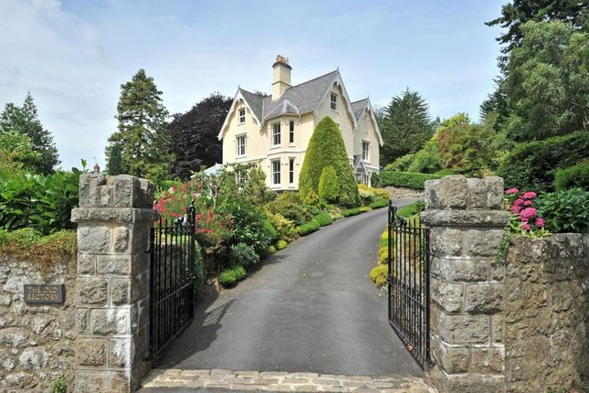 Thumbnail Detached house for sale in Lustleigh, Newton Abbot, Devon