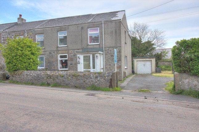 Thumbnail Terraced house for sale in Pendarves Street, Beacon, Camborne