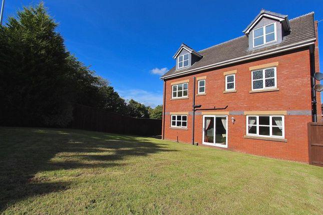 Thumbnail Detached house for sale in The Ferns, Kirkham, Preston