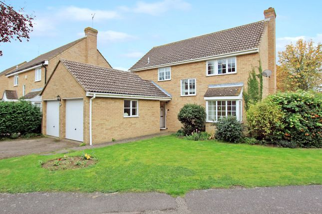 4 bed detached house for sale in The Rowans, Milton, Cambridge