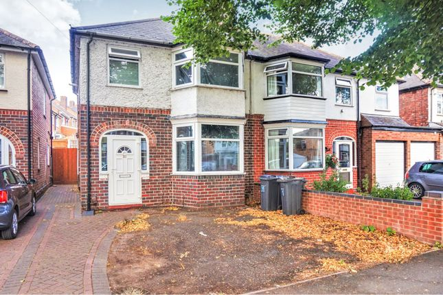 Thumbnail Semi-detached house for sale in Ivyfield Road, Birmingham