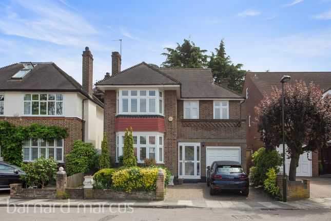 Thumbnail Detached house for sale in Vicarage Drive, London