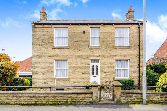 Thumbnail Detached house for sale in Wesley Street, Ossett