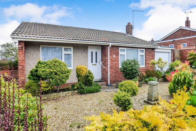 Thumbnail Bungalow for sale in Swansfield, Morpeth