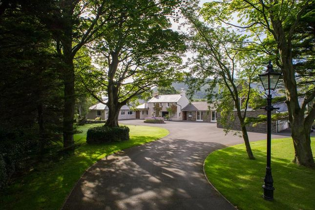 Thumbnail Country house for sale in Corris's Croft, Ramsey, Isle Of Man