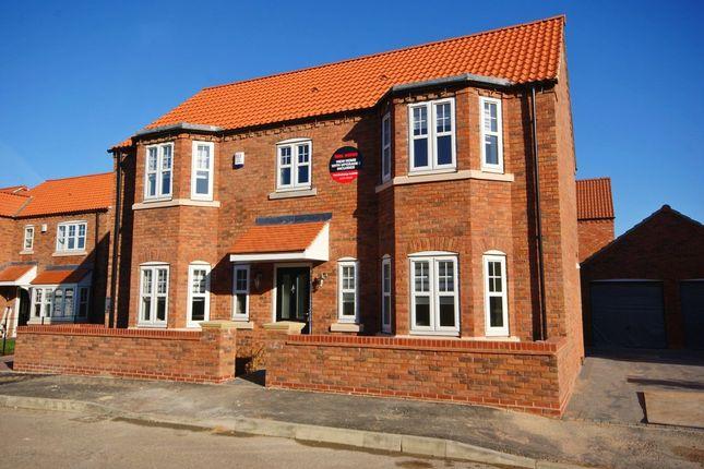 Thumbnail Detached house for sale in The Runswick, Lakeside, Waddington