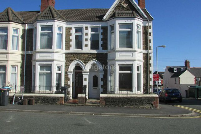 Thumbnail Property to rent in Tewksbury Street, Cathays, Cardiff