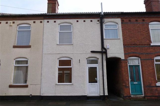 Thumbnail Terraced house to rent in George Street, Sutton-In-Ashfield, Nottinghamshire