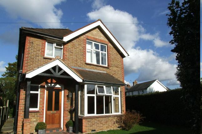 Thumbnail Detached house for sale in High Street, Horsell, Woking