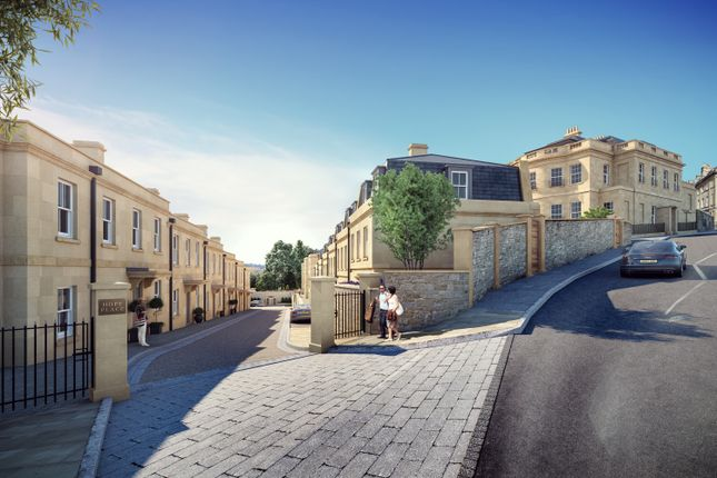 Thumbnail Flat for sale in Lansdown Road, Bath