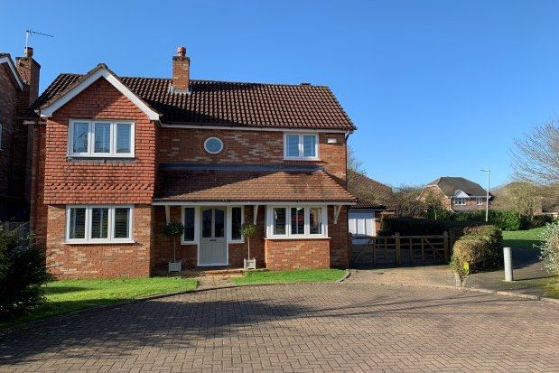 Thumbnail Detached house to rent in Holcombe Drive, Macclesfield