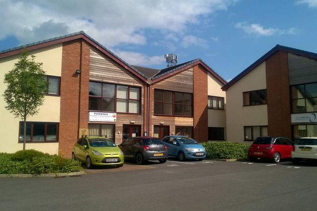 Thumbnail Office to let in 21 City West Business Park, Meadowfield, Durham