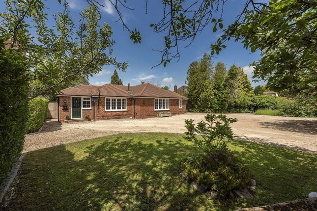 Thumbnail Detached bungalow for sale in Nash Lee Lane, Wendover, Aylesbury