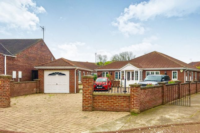 Thumbnail Detached bungalow for sale in Resolute Close, Spilsby