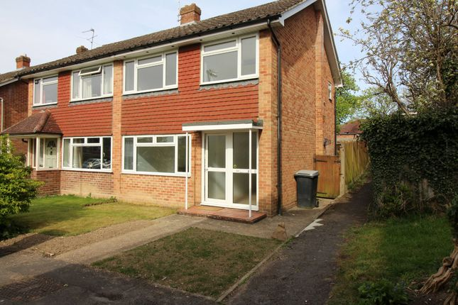 Thumbnail End terrace house to rent in Nursery Road, Alresford