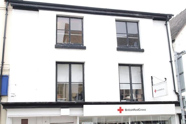 Thumbnail Flat to rent in 12A New Street, Ledbury, Herefordshire