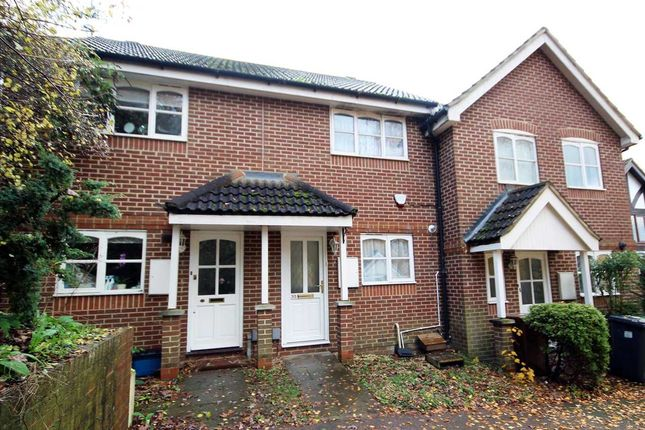 Thumbnail Terraced house for sale in Malden Fields, Bushey WD23.