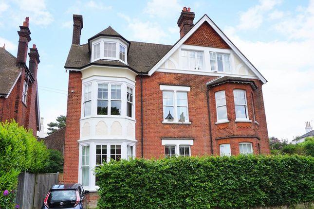Thumbnail Flat to rent in Boyne Park, Tunbridge Wells, Kent