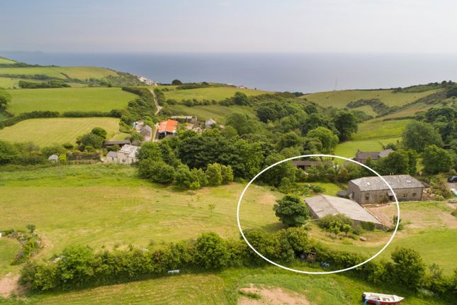 Thumbnail Land for sale in Trerieve, Downderry, Torpoint