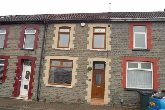 Thumbnail Terraced house for sale in Danylan Road, Pontypridd
