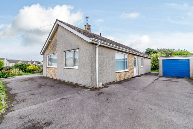 Thumbnail Bungalow for sale in Merlin Close, Porthcawl