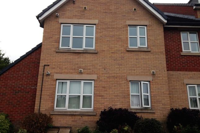 Thumbnail Flat to rent in Samuel Court, Cudworth, Barnsley