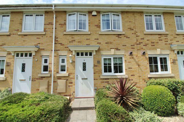 Thumbnail Terraced house for sale in Schooner Walk, Newport