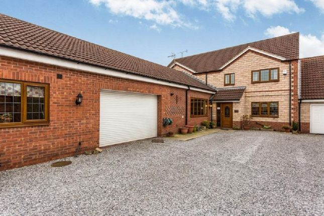 Thumbnail Detached house for sale in Enfield House Blyth Road, Oldcotes, Worksop
