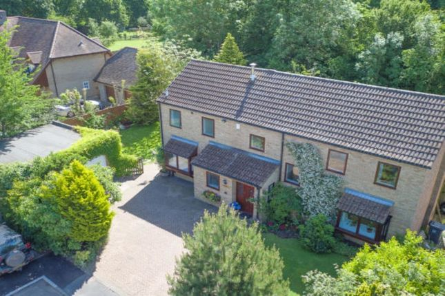 Thumbnail Detached house for sale in Savile Way, Fowlmere, Royston