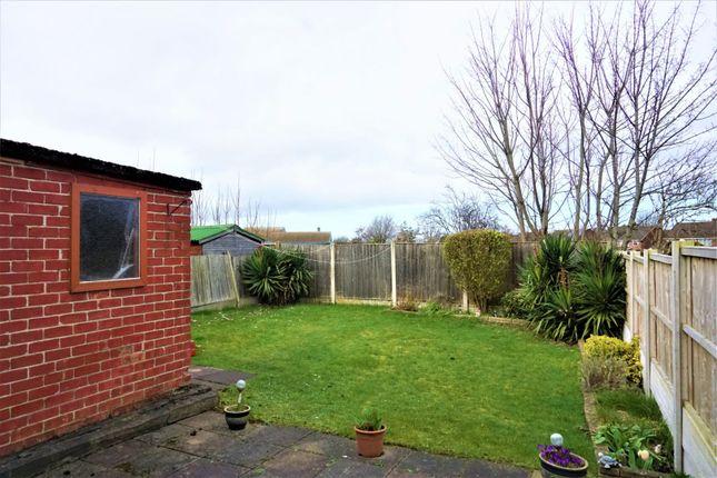 Rear Garden of Watling Avenue, Liverpool L21