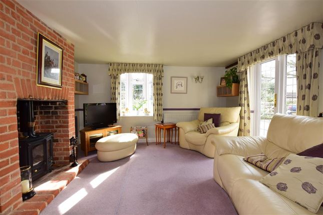 Thumbnail Detached house for sale in Ashwells Road, Pilgrims Hatch, Brentwood, Essex