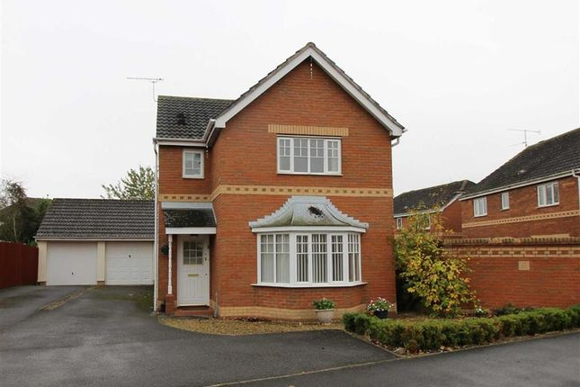 Thumbnail Detached house to rent in Kingswood Road, Monmouth