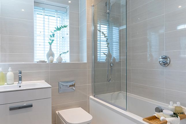 Bathroom of Plot 294 - The Farringdon, Crowthorne RG45