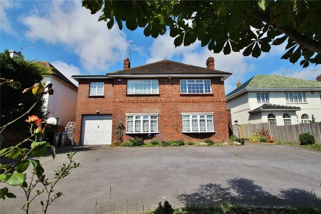 Thumbnail Detached house for sale in Upper Brighton Road, Charmandean, Worthing