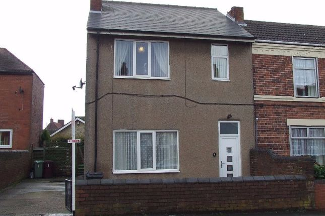 Thumbnail Semi-detached house for sale in Hunloke Road, Holmewood, Chesterfield