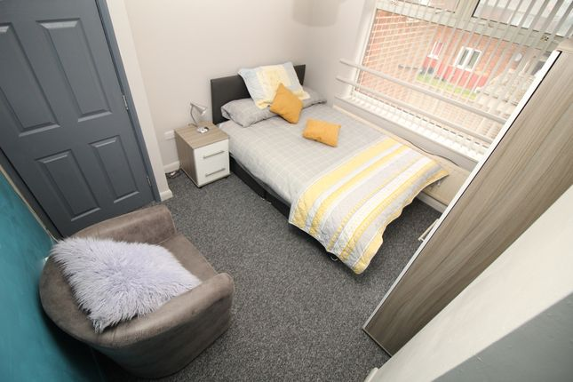 Thumbnail Shared accommodation to rent in Newborn Ave, Scunthorpe