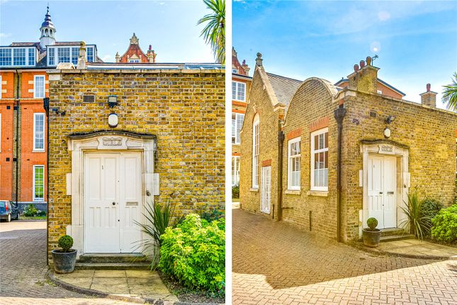 Thumbnail Detached house for sale in Beta Place, London