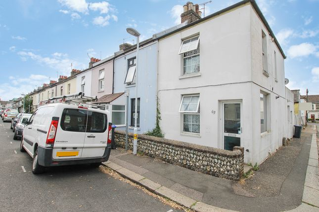 Studio to rent in Orme Road, Broadwater, Worthing BN11