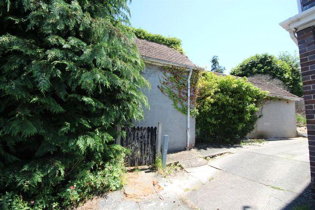 Thumbnail Land for sale in Llewelyn Terrace, Glan Conwy, Colwyn Bay