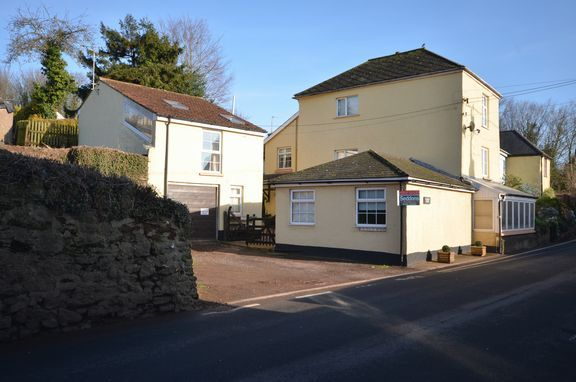 Thumbnail Semi-detached house for sale in High Street, Halberton, Tiverton