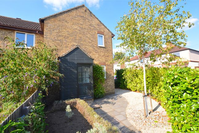 Thumbnail End terrace house for sale in Berwick Way, Sevenoaks, Kent
