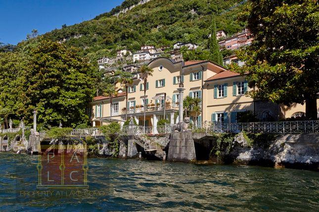 Thumbnail Villa for sale in Via Regina, Lake Como, Lombardy, Italy