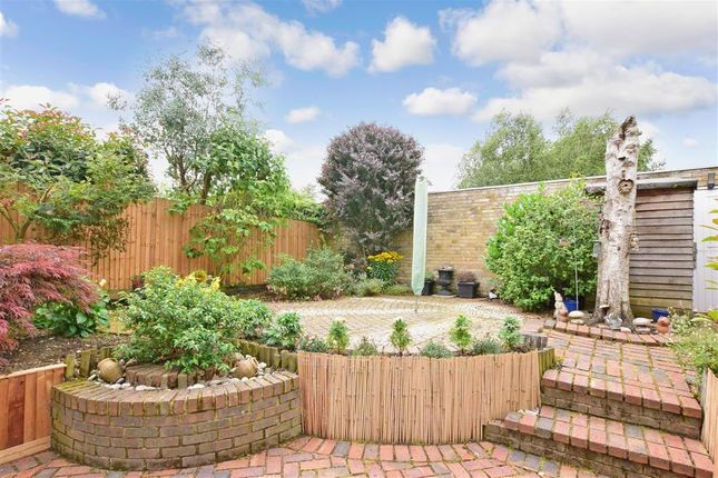 Rear Garden of Punch Croft, New Ash Green, Longfield, Kent DA3