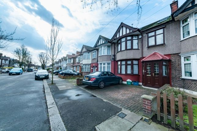 Thumbnail Terraced house to rent in Arandora Crescent, Chadwell Heath
