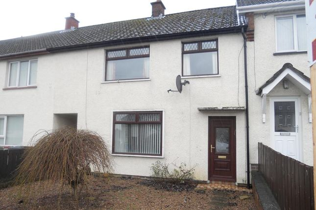 Thumbnail Terraced house to rent in Linden Walk, Dunmurry, Belfast